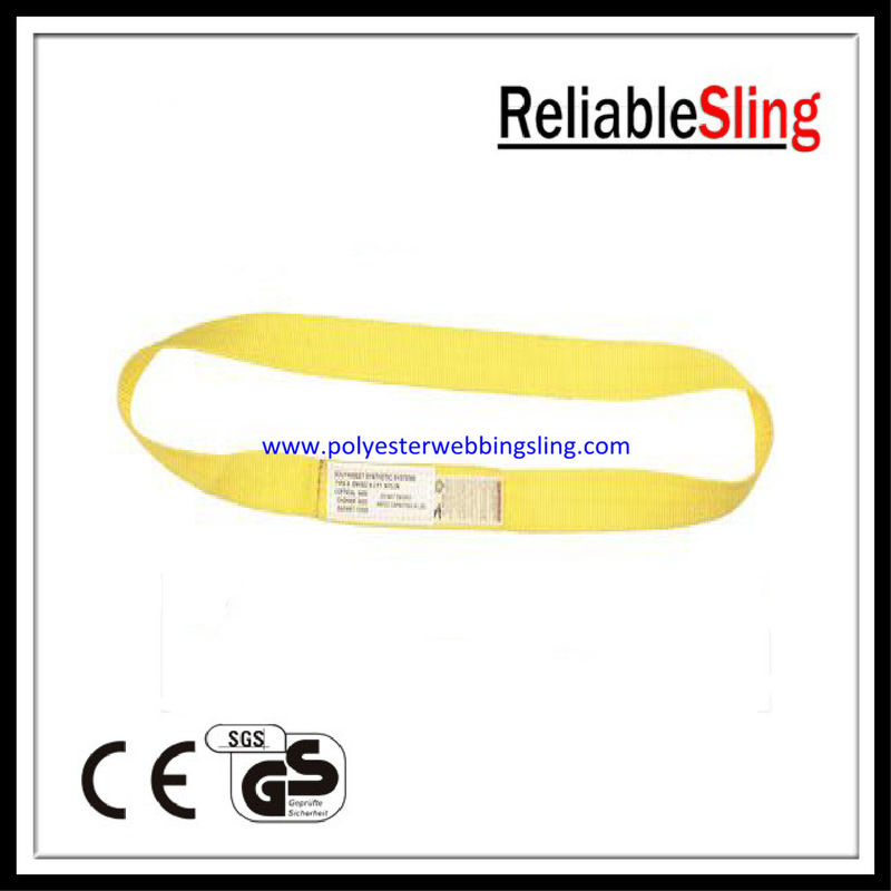 American Standard Endless Soft Round Webbing Sling Endless for Lifting