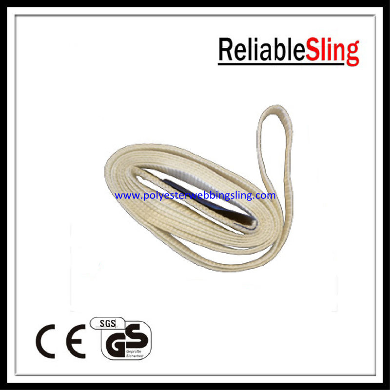 Custom Lashing and Lifting Flat / Round webbing sling Endless for Construction